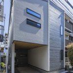 西新宿新築戸建(借地権)